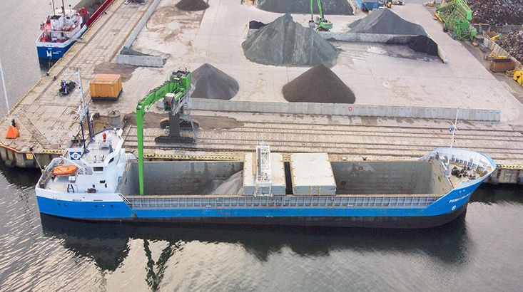 Cargo vessel Prima Celina, 1.1 Meur, DELIVERY OCTOBER 2021