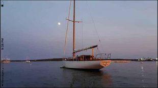 36' Frederick Parker sloop