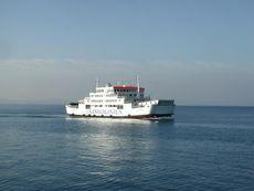 RO-RO Passenger ship 350 pax   60 cars