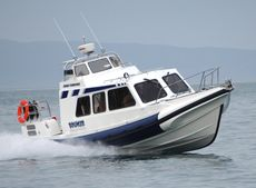 Stormforce 11 Explorer-X (cruising cabin)