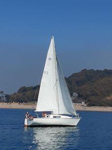 Jaguar 21 Sailing Boat