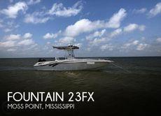 2002 Fountain 23FX