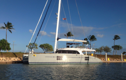 2012 Sunreef Sailing 70