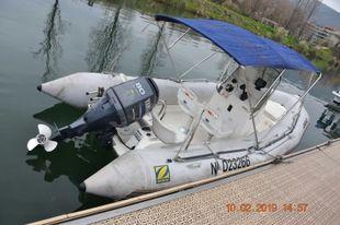 2006 ZODIAC 550 PRO OPEN
