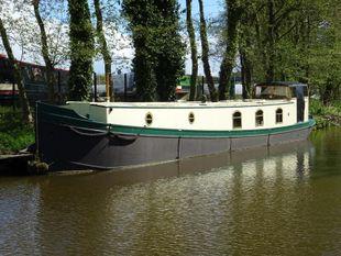 Tayberg 53' Dutch Barge style narrowboat