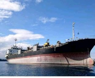 79.17m Cargo Vessel