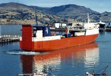 346' 3,456 ton DWT RoRo