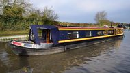 56' Trad Russell Newbery Midland Canal Centre 1997