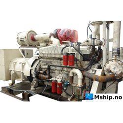 Cummins VTA28-G3 generator set 700 kWA