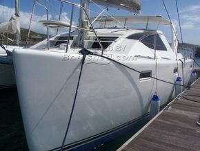 Admiral 40 - NEW BOAT - Bow