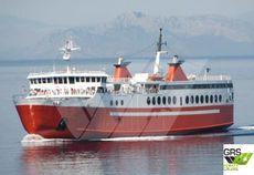 99m / 810 pax Passenger / RoRo Ship for Sale / #1029947