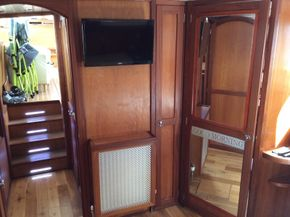 Master cabin on suite