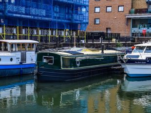 2019 Wide Beam 50ft with London mooring