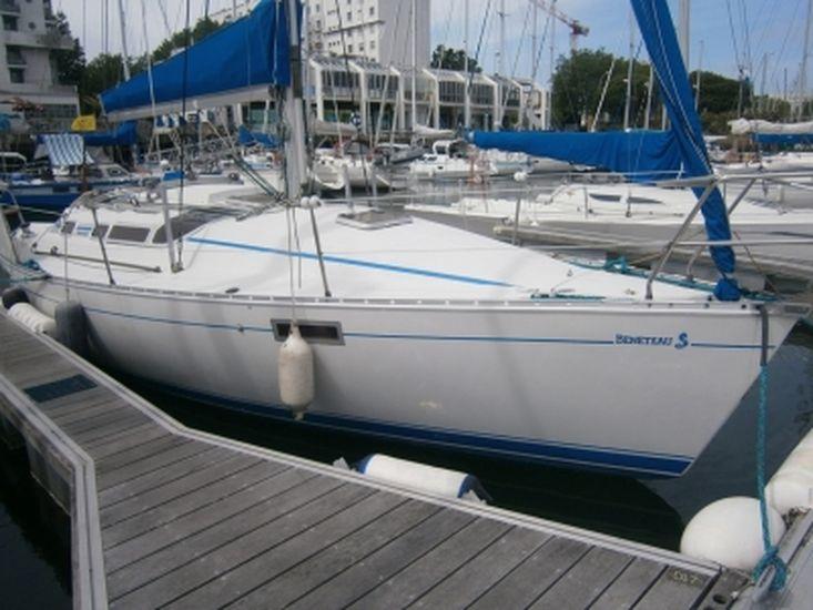 1987 OCEANIS 320