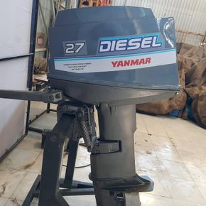 diesel outboard for rig