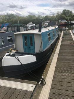 40ft  Narrowboat Springfield Marina