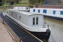 Brand New 57ft Cruiser Stern Sailaway Narrowboat