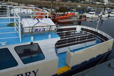 150 pax ferry, in code for sale