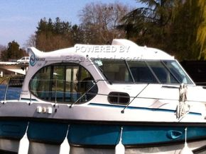 Nicols Estivale Duo Canal and river cruiser - Coachroof/Wheelhouse