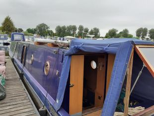 Tranquility 60ft Trad built 2011 G & J Reeves