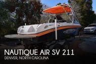 2005 Nautique Air SV 211