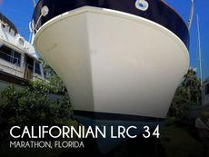 1981 Californian LRC 34