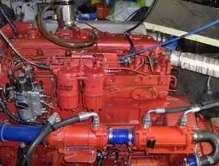 perkins  marine engine