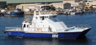 25.2mtr Utility / Support / Patrol Vessel