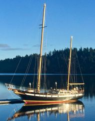 1981 Formosa Ketch