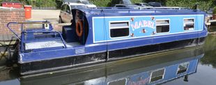 MABEL 30ft 1in Cruiser Stern, 2 + 2 Berth
