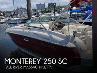 2007 Monterey 250 SC