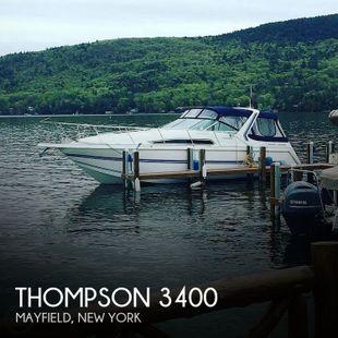 1994 Thompson Santa Cruz 3400