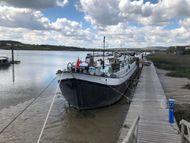 Beautiful Residential Dutch Barge