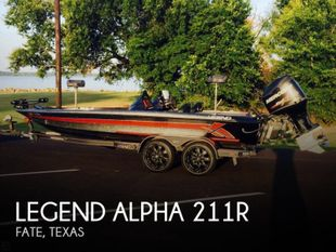 2014 Legend Alpha 211R