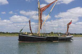 Thames Sailing Barge 70ft Alice