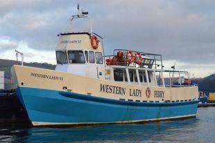 145 Pax 18m Passenger Ferry