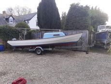 1977 Drascombe Longboat Cruiser