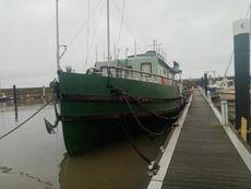 VITA Converted Ex-Passenger Ferry