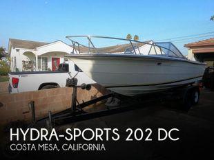 1987 Hydra-Sports 202 DC