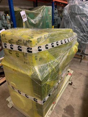 CUMMINS MARINE GENSET 4 BTA 3.9GM - 50 KW- 1500 RPM 3 PHASE 400V
