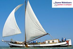 Dutch Sailingtjalk, 20 pax
