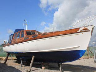 1965 Wallace Clark Gentlemans Motor Yacht