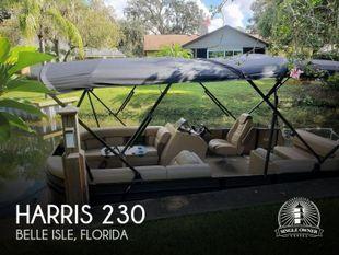 2020 Harris Cruiser 230CS