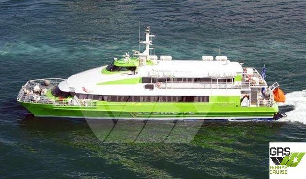 41m / 341 pax Passenger Ship for Sale / #1056236