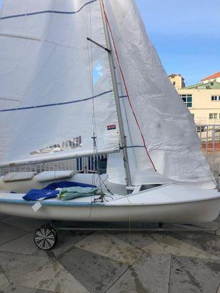 420 dinghy for sale