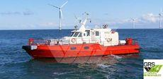 21m / 12 pax Crew Transfer Vessel for Sale / #1000352