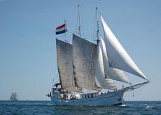Fully EU licensed charter schooner