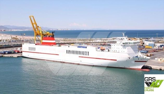 209m / 3530 lane meter RoRo Vessel for Sale / #1067457