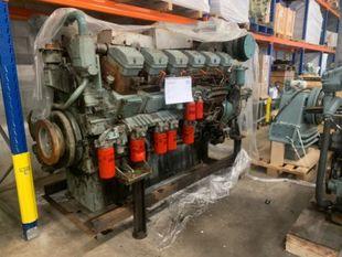 MITSUBISHI S12R MPTA T5 - 1600 HP -  1400 RPM