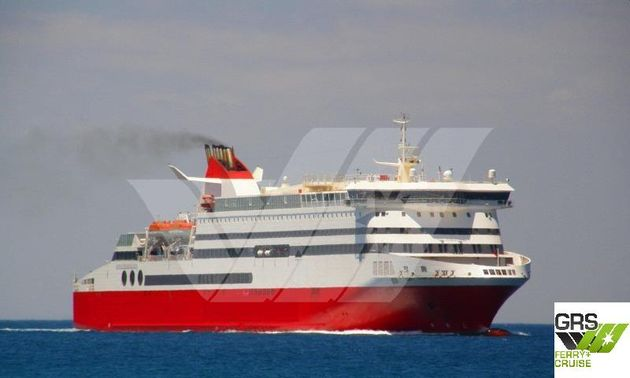 200m / 3.100 pax Passenger / RoRo Ship for Sale / #1060711